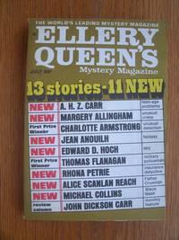 Ellery Queen's Mystery Magazine July 1969