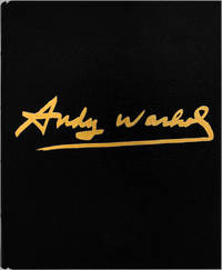 Andy Warhol's Exposures (Signed Gold Edition)
