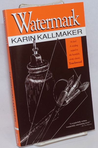 Tallahassee: Naiad Press, 1999. Paperback. 242p., very good first edition trade paperback in pictori...