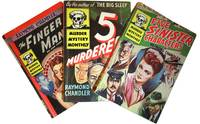 Five Murderers, Five Sinister Characters, and The Finger Man