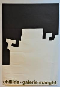 CHILLIDA  Galerie Maeght (Lithograph Poster)