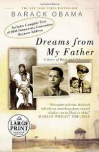 image of Dreams from My Father (Random House Large Print)