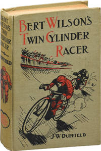 image of Bert Wilson's Twin Cylinder Racer (First Edition)