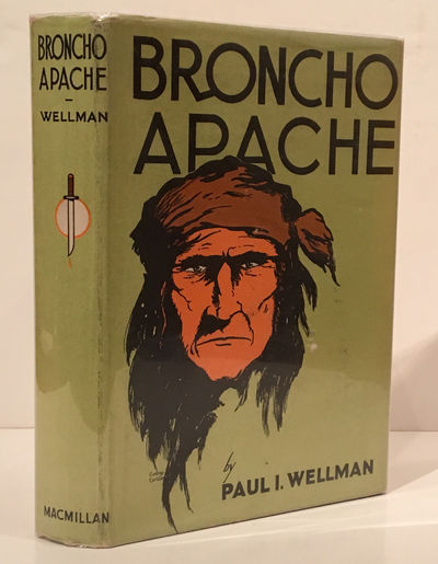New York: Macmillan, 1936. First Edition. Hardcover. 8vo. 303 pp. Rust colored cloth in color illust...