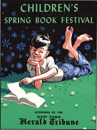 POSTER: CHILDREN'S SPRING BOOK FESTIVAL
