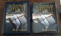 """As Timeless As Infinity (SIGNED Limited Edition) """"N"""" of 52 Lettered Copies  The Complete Twilight Zone Scripts of Rod Serling by  Rod & Tony Albarella Serling - Signed First Edition - 2008 - from Book Gallery // Mike Riley and Biblio.com"""