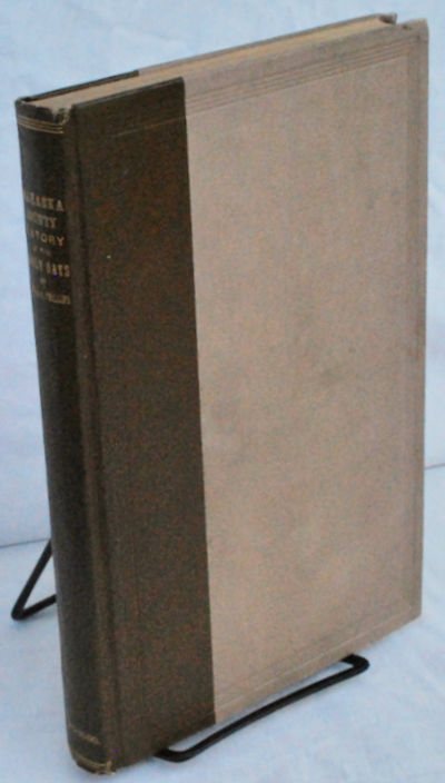 Oskaloosa, IA: Herald Print, 1900. First Edition. Hardcover. Very Good. FIRST EDITION. 8vo. 9 x 6 in...