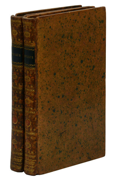 London: J. Johnson, 1795. First Edition. Very Good. First Edition in English of Catullus' complete w...