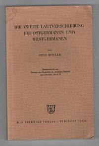 Die Zweite Lautverschiebung bei ostgermanen Und Westgermanen