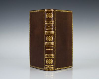Baltimore: Published by Fielding Lucas, Jun'r, 1820. First edition. Octavo, bound in full brown Russ...