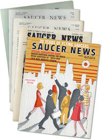 Saucer News: Official Publication of the Saucer and Unexplained Celestial Events Research Society [Five Issues]
