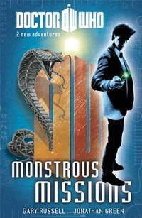 Doctor Who Book 5: Monstrous Missions by Green, Jonathon