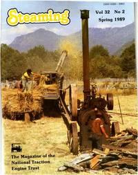 Steaming.  Vol 32 No 2 Spring 1989