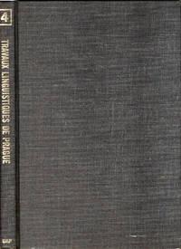 Travaux Linguistiques de Prague 4: Etudes de la phonologie, typologie et de la linguistique generale
