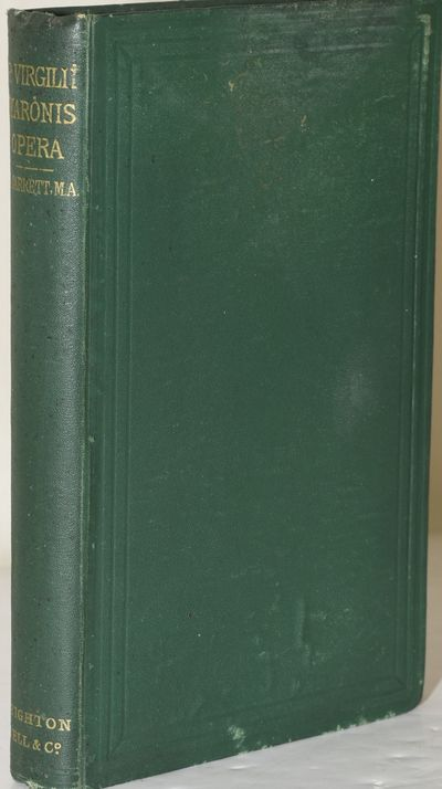 Cantabrigiae : Deighton, Bell, and Sons, 1866. First Edition Thus. Hard Cover. Very Good binding. Si...
