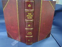 The strait gate : The heavenly footman : The barren fig-tree : The Pharisee and publican : and Divine emblems / by John Bunyan. 1851 [Leather Bound] by Bunyan John - Hardcover - 2019 - from Gyan Books and Biblio.com
