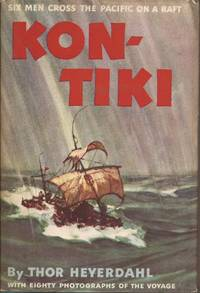 image of Kon-Tiki; Across the Pacific by Raft