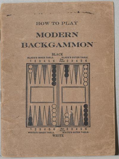 New York: J. S. Ogilvie Publishing Company, 1930. Stapled Pamphlet. Very Good binding. A stapled pam...