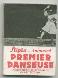 Flipix Animated Premier Danseuse Motion Picture Flip Book - Used Books