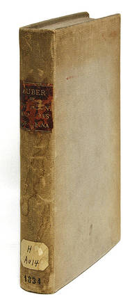 1834. An East India Company Official on Chinese History and Anglo-Sino Relations Auber, Peter . Chin...