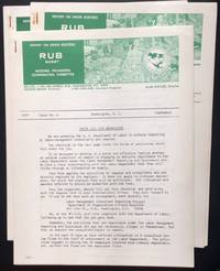 image of Report on Union Busters: RUB Sheet [three issues]