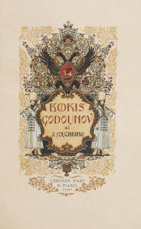 BORIS GODOUNOV. by  ALEXANDER PUSHKIN - Paperback - 1927 - from marilyn braiterman rare books (SKU: 004582)