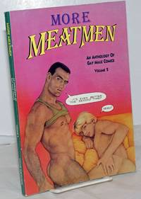 Meatmen; an anthology of gay male comics, volume 2