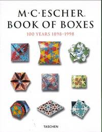 M.C.Escher Book of Boxes: 100 Years 1898-1998 (Evergreen Series)