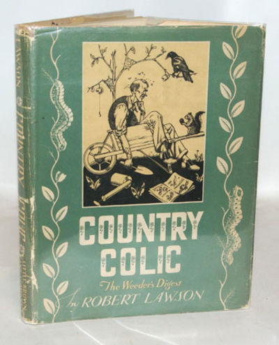 Boston: Little Brown and Company, 1944. First Edition. First Printing Near fine in beige cloth cover...