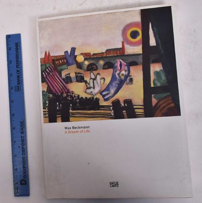 Ostfildern-Ruit: Hatje Cantz, 2006. Hardcover. VG/VG- soiling, sticker residue and corner/edge wear ...