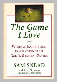 image of The Game I Love. A Flip Book. Article on Tiger Woods