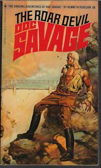 image of THE ROAR DEVIL: Doc Savage #88