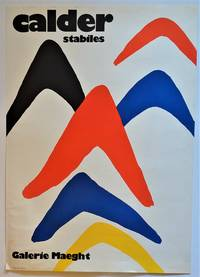 Calder Stabiles, Galerie Maeght (Lithograph Poster)