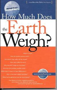 image of How Much Does the Earth Weigh