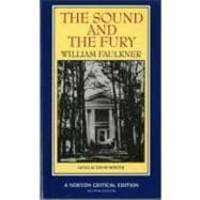 image of The Sound and the Fury (Norton Critical Editions)