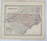 North Carolina. George Colton. 1856