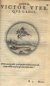 image of SYMBOLORUM & EMBLEMATUM EX RE HERBARIA DESUMTORUM CENTURIA UNA COLLECTA bound with three others