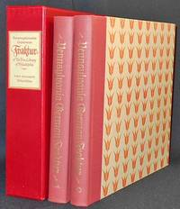The Pennsylvania German Fraktur of The Free Library of Philadelphia: An Illustrated Catalogue Compiled by Frederick S. Weiser & Howell J. Heaney [2 volumes]