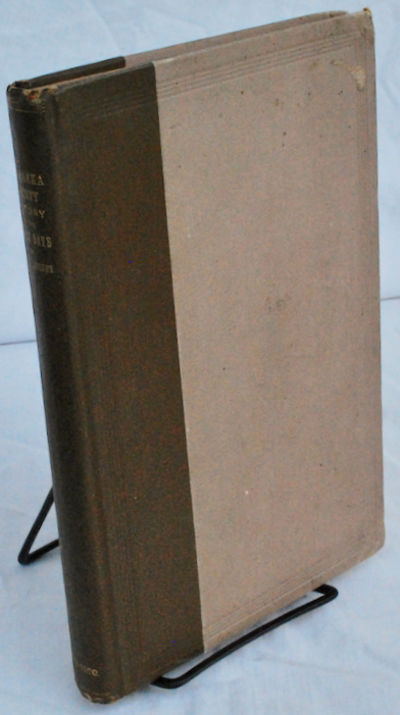 Oskaloosa, IA: Herald Print, 1900. First Edition. Hardcover. Good. FIRST EDITION. 8vo. 9 x 6 inches....