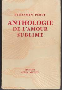Anthologie De L'Amour Sublime