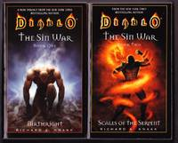 Diablo: The Sin War:  book one - The Sin War:  Birthright;  book two - The Sin War:  The Scales...