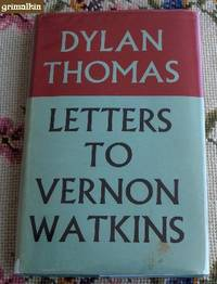 image of Letters to Vernon Watkins