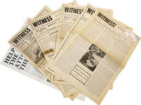Witness! - Collection of Five Issues and One Insert