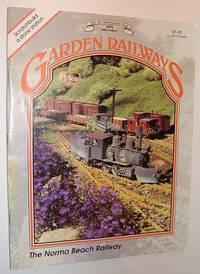 Garden Railways Magazine, July-August 1993