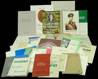 38 publications by Rafael Caldera: Speeches, articles, papers, offprints: 1954-1983