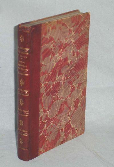 Paris: Plon-Nourrit et Cie, 1907. Very Good. Octavo. 452p. One of the more in depth studies of Paul ...