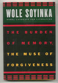 NY: Oxford University Press, 1998. First edition, first prnt. Signed by Soyinka on the front free en...