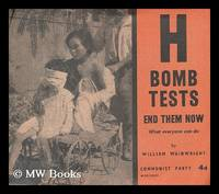 H Bomb Tests end them now : what everyone can do