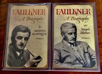 Faulkner: A Biography (2 vols.)
