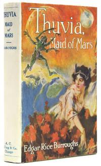image of Thuvia. Maid of Mars